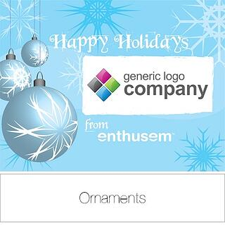 Personalized holiday mailer
