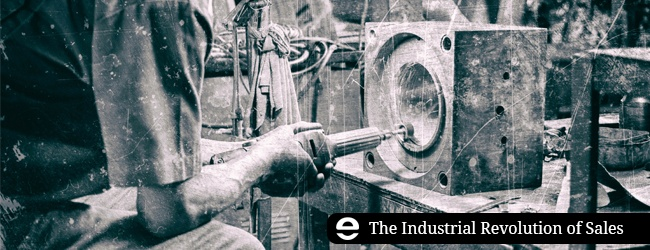 The Industrial Revolution of Sales — How Marketing and Sales Technology Will Squeeze the Job Pool for Sales Professionals
