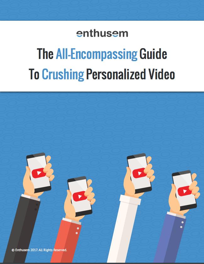 Personalize Video