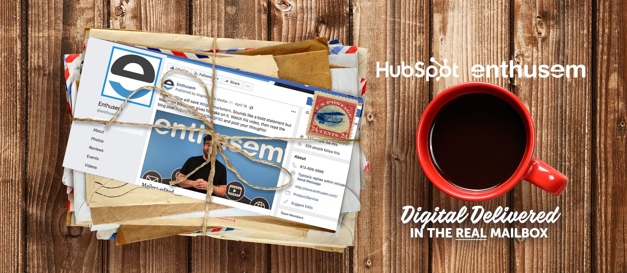 Enthusem Joins HubSpot's Apps for Agency Services Program